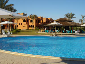 Horizon El Wadi hotel pool