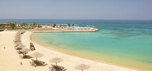 Movenpick hotel ain El Sukhna private beach