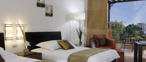 Movenpick resort Ain El Sukhna Guest room