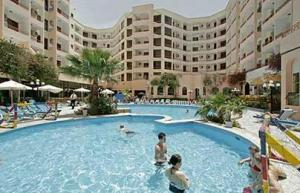 The three corners Triton empire hotel Hurghada