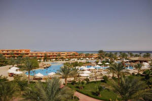 Overview of AA Amwaj hotel and resort Sharm El Sheikh