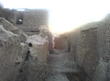 Old houses in Siwa